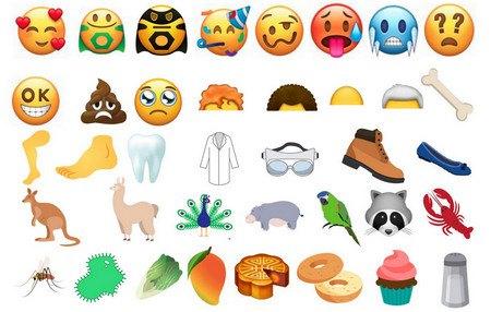 四口之家emoji表情