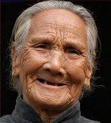 可爱的老奶奶头像真人-可爱头像