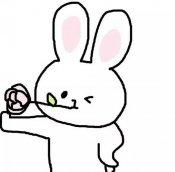 天才兔头像可爱-可爱头像